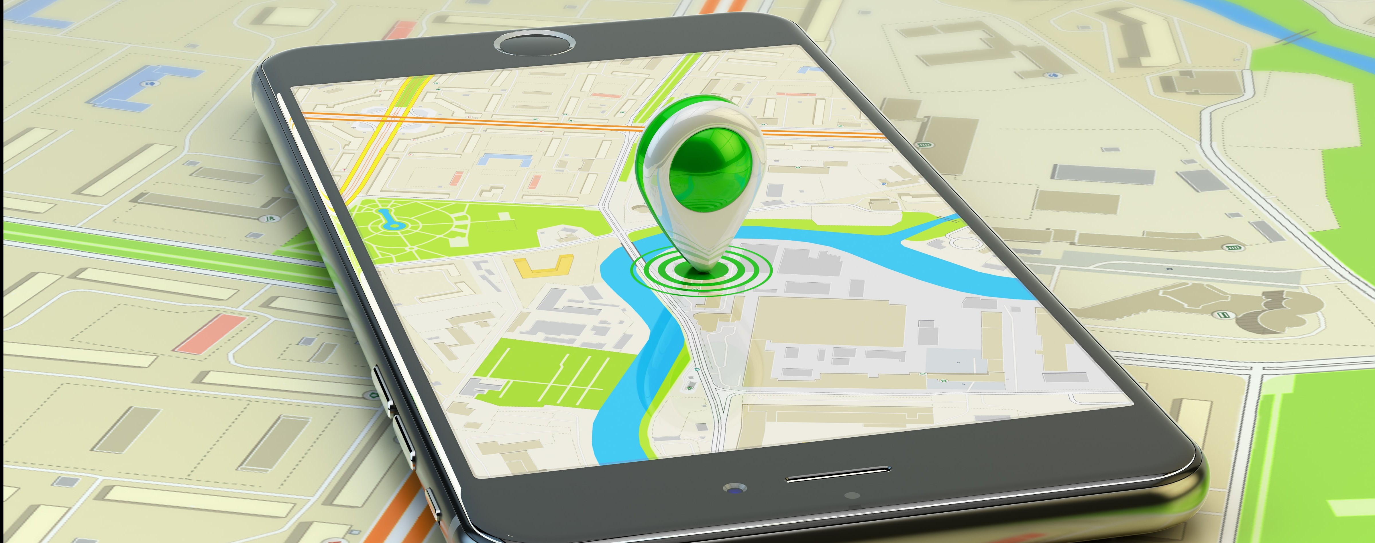 Track the phone on the map 85